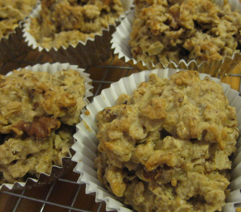 Oat Cake Recipe by Go Fit Now