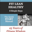Workbook: Fit Lean Healthy, 8 Simple Steps